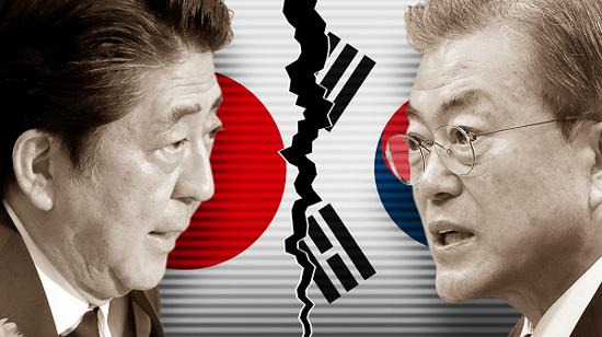 以后日韩商业争端仍正在连续。(图源:日经亚洲批评)