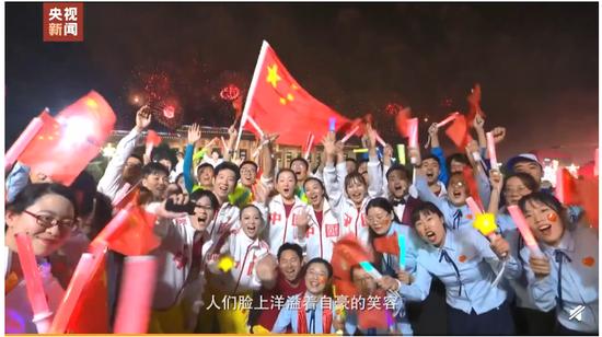 习近平:2019年最难忘的是隆重庆祝新中国成立70周年