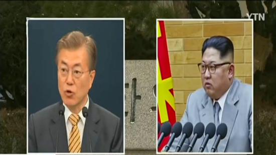 视频:韩朝首脑即将会晤 主要环节将进行电视直播