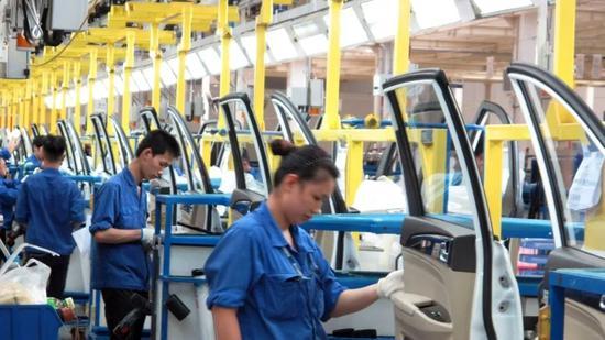 ▲报告对中国工业政策的指责并不公平。(路透社)