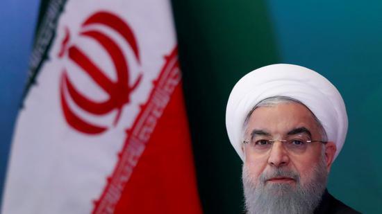 伊朗总统鲁哈尼(图:路透)
