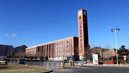 中国科学院大学。视觉中国 资料图