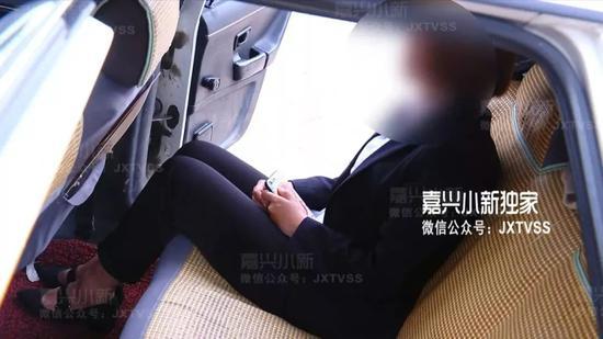 """女子打网约车遭遇""""咸猪手"""":司机把手伸到了我裙子"""