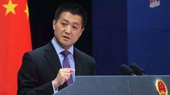 中国外交部发言人陆慷(资料图)