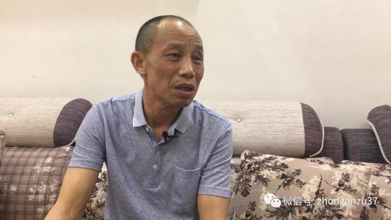 ▲李锦莲接受重案组37号独家专访。