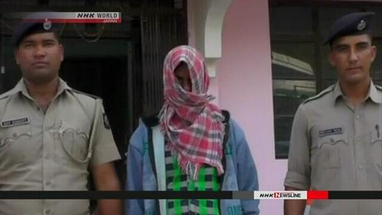 日本女游客在印度乘出租 被司机带到偏僻处强暴
