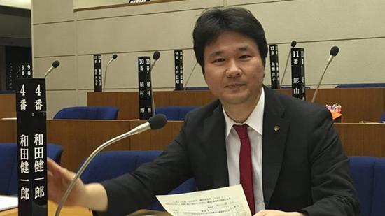 """挺""""台独""""日议员入境香港被拒 曾被外交部点名"""