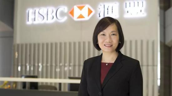 汇丰银行大年夜中华区行政总裁黄碧娟告退|汇丰银行