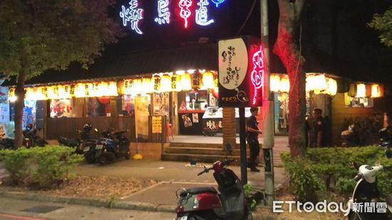 台湾街头惊现枪声:男子因债务纠纷鸣枪示威