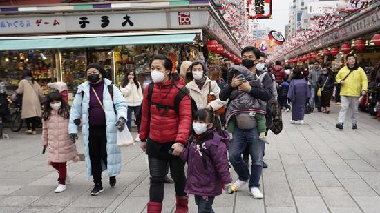 <strong>疫情下日本旅游业:我们意识到太依赖中国顾客了</strong>