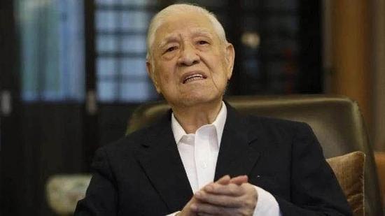 "李登辉病亡,曾让蒋经国哀叹""看错人""图片"