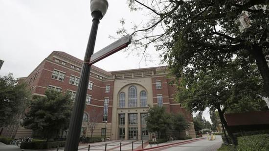 2013年,南加大的Engemann学生健康中心(新楼)开始投入运营 图据洛杉矶时报