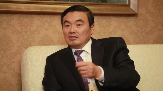 与省委书记勾连的副部被开除党籍:大搞权钱交易图片