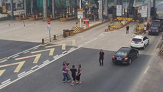 益阳公安发布微信公众号 视频截图