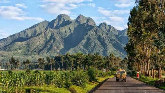 卢旺达风光