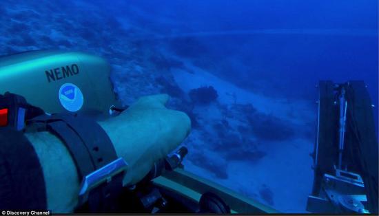 百慕大三角现不明物体 或能证明外星人曾造访地球天成娱乐