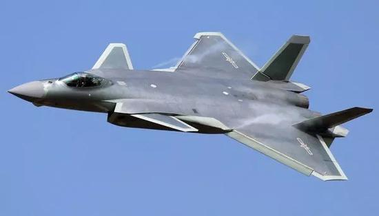 ▲中国空军歼-20战机