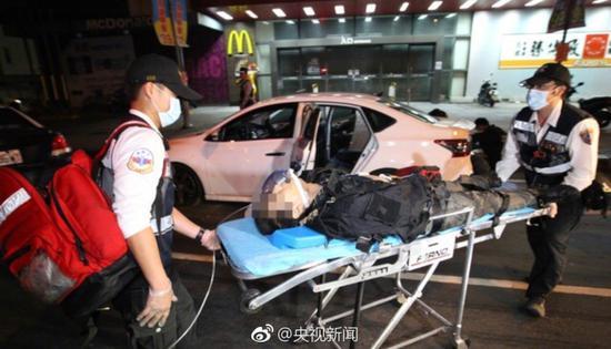 急速赛车8码必中:台湾高雄街头凌晨爆发枪战_警方起获移动军火库