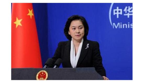 """蓬佩奥称""""中国利用疫情推进在非洲不透明借贷"""",外交部回应图片"""