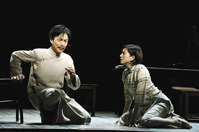 舞台剧《上海月亮》