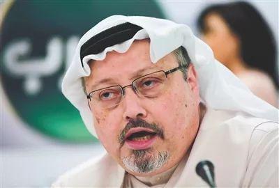▲遇害沙特记者卡舒吉 资料图