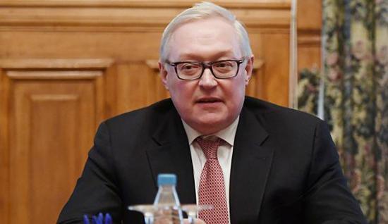 俄羅斯副外長謝爾蓋·裡亞佈科夫。