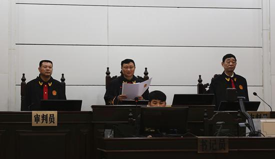 本文图片均来自鹰潭法院网