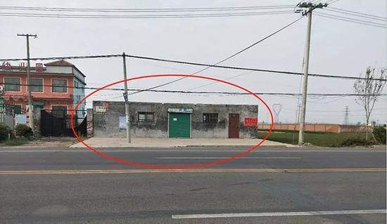 事发后,朱金洲在汤阴县伏道镇前攸昙村经营的玩具店已关门。