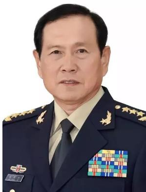 国防部,部长魏凤和。履历见前。