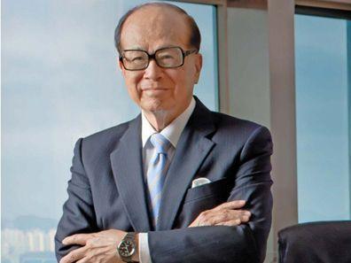 现年90岁的李嘉诚宣布退休 长子李泽钜接棒