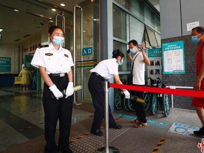 北京医院安全管理新规施行 入院需安检
