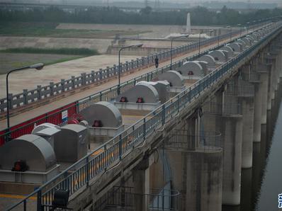 探访北京市防洪工程