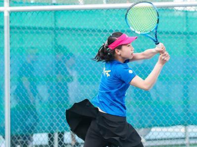 """年度首个全国青少年网球赛事""""郑洁杯""""北京站开赛"""