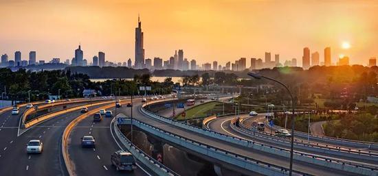 ▲南京。 图片来源:南京市政府网站