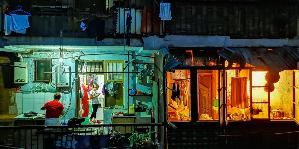 """新浪爱拍""""生于街头""""2019年12月入选作品"""