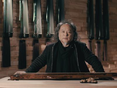 专访传统古琴传承人