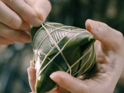 传统粽子制作技艺