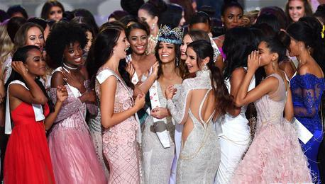 世界小姐全球总决赛在三亚举行 墨西哥小姐夺冠