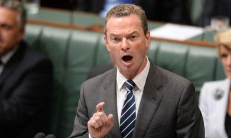 澳大利亚国防工业部长克里斯托弗·派恩