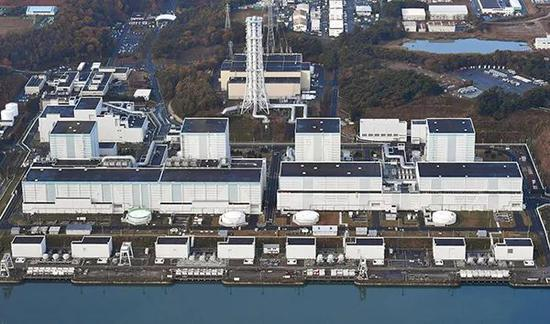 东京电力公司福岛第二核电站