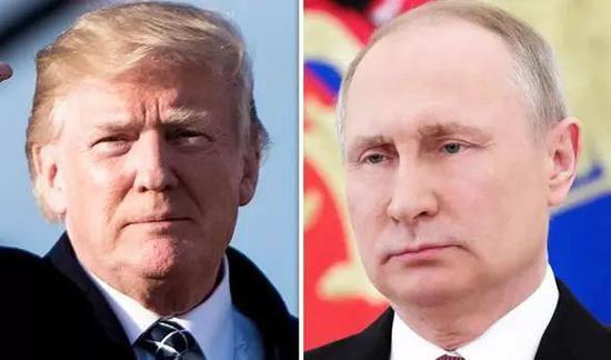 """特朗普政府""""反复无常""""对俄实施新制裁 意欲何为"""