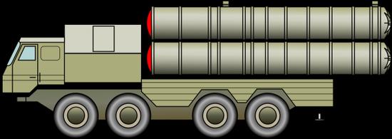 圖?伊朗防空導彈發射車模型圖