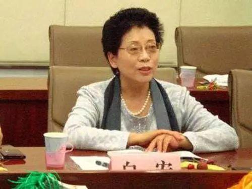 代表人物:白宏,北京市卫生局机关工会原主席