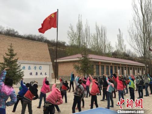 资料图:乡村小学。李文 摄
