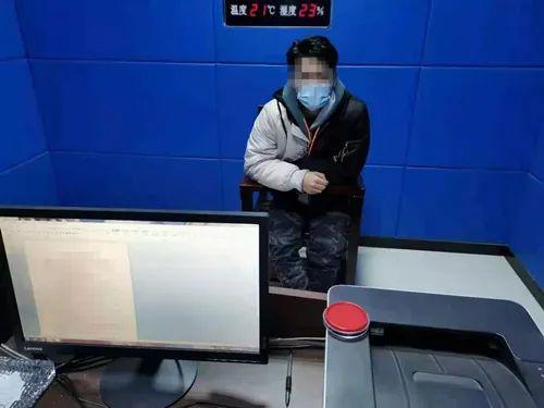 河北廊坊两名男子试图使用伪造核酸检测报告进京 被警方行拘图片