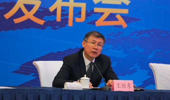 山東省地方金融監管局副局長王繼東