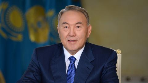 12月1日是哈萨克斯坦的首任总统日