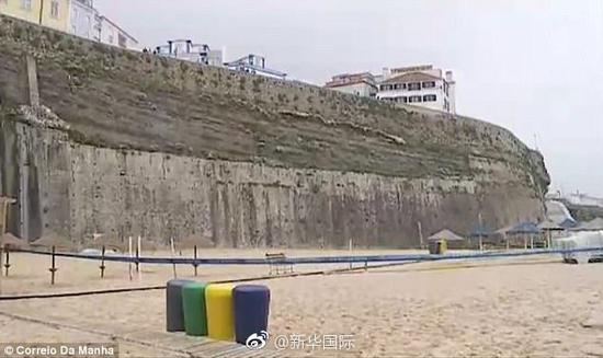 外国情侣在30多米高墙上自拍时坠落身亡(图)