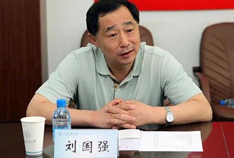 涉嫌受贿罪 辽宁省政协原副主席刘国强被逮捕图片