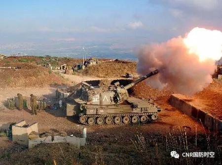 以军展开军事行动(来源:央广网)